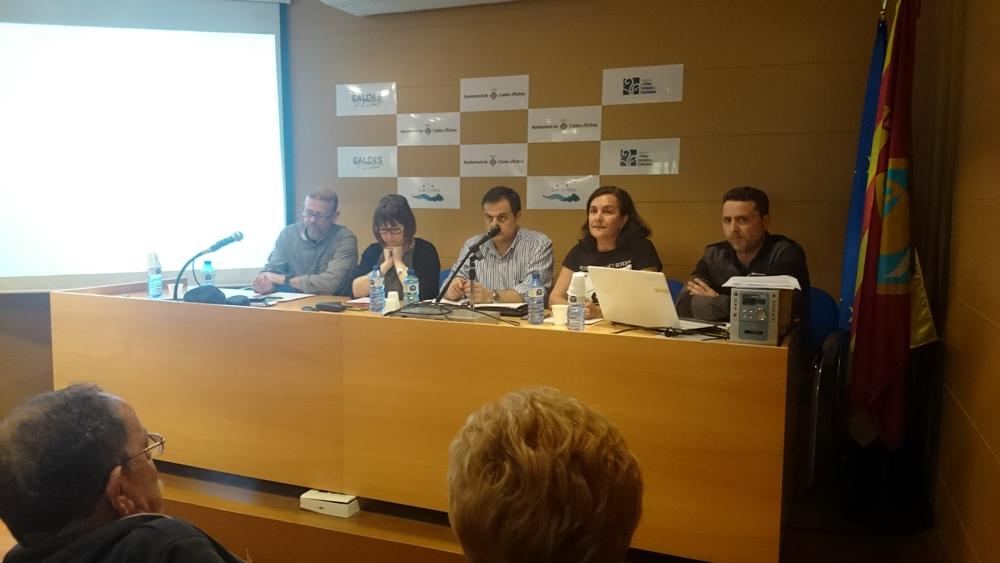 Ajuntament de caldes d 39 estrac 100 dies de govern balan for Balneari caldes d estrac