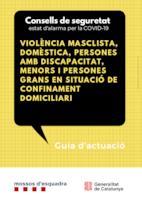 Guia de consells de seguretat davant situacions de violència